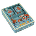 "REXINTER Muffin Set ""Rusty the fox"""