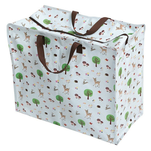 "REXINTER XXL-Tasche ""Woodland Animals"""
