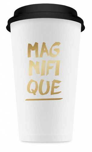 DELIGHT DEPARTMENT Pappbecher-to-go Magnifique 10 Stk.
