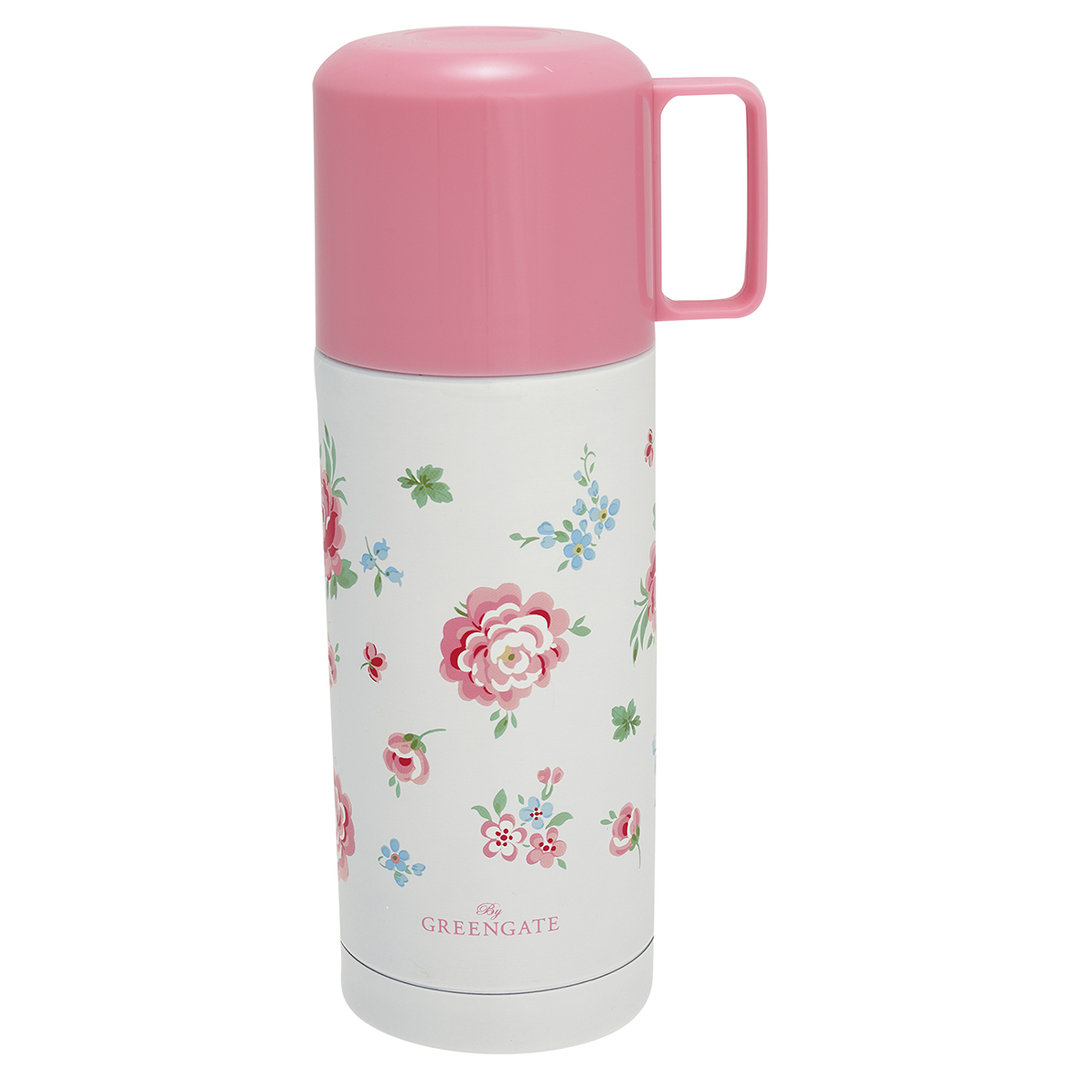 GREENGATE Thermosflasche Meryl white 350ml