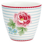 GREENGATE Latte cup Becher Lily white
