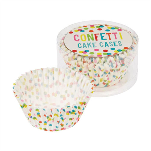 "REX LONDON Muffinformen ""Confetti"" 50 Stk."