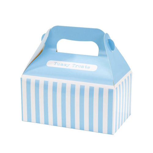 TALKING TABLES Geschenkbox blau Mix & Match 4 Stk.