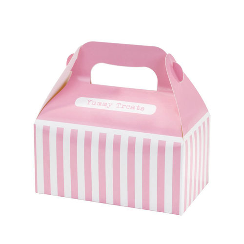 TALKING TABLES Geschenkbox pink Mix & Match 4 Stk.