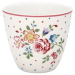 GREENGATE Latte cup Becher Belle white