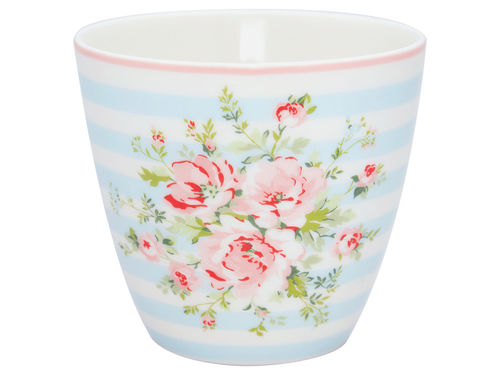 GREENGATE Latte cup Nellie pale blue