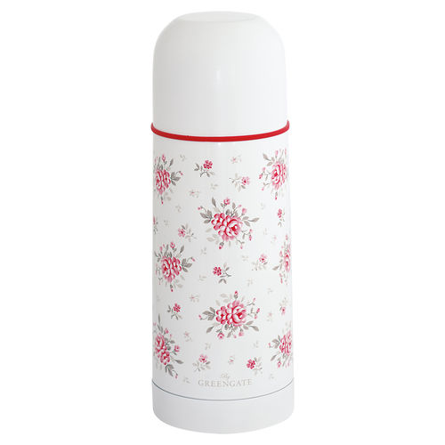 GREENGATE Thermosflasche Flora white 300 ml