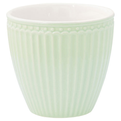 GREENGATE Latte Cup Becher Alice pale green