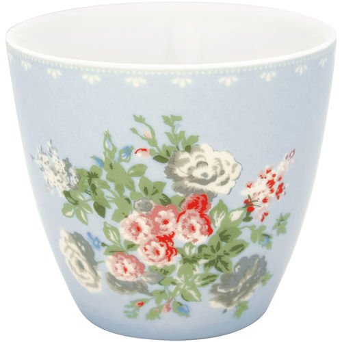 GREENGATE Latte Cup / Tasse Petricia pale blue - limitierte Version