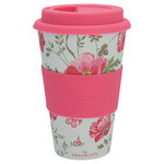 GREENGATE Travel mug Meadow pale blue