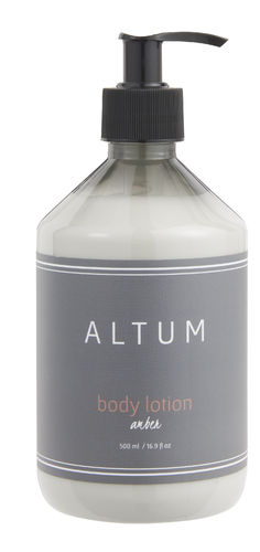 IB LAURSEN Bodylotion Altum Amber 500 ml