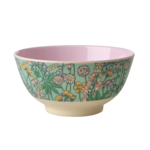 RICE Melamin Bowl / Schale Lupin medium