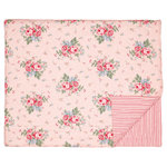 GREENGATE  Quilt Marley pale pink 140x220cm