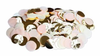 DELIGHT DEPARTMENT Confetti peach/gold