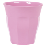 RICE Melamine Cup / Becher Dark Pink - Medium