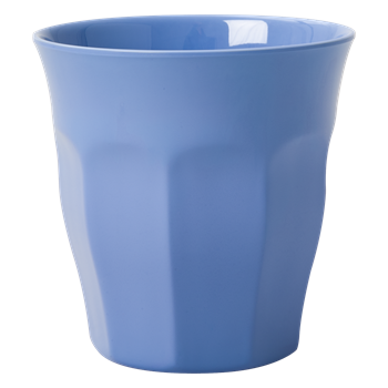 RICE Melamine Cup / Becher New Dusty Blue - Medium