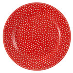 GREENGATE Teller Dot red