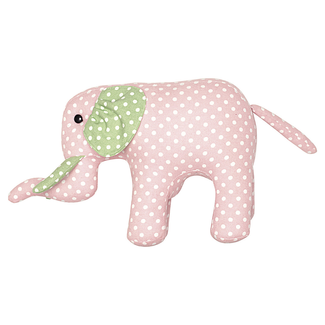 GREENGATE Teddy Elephant Spot pale pink medium