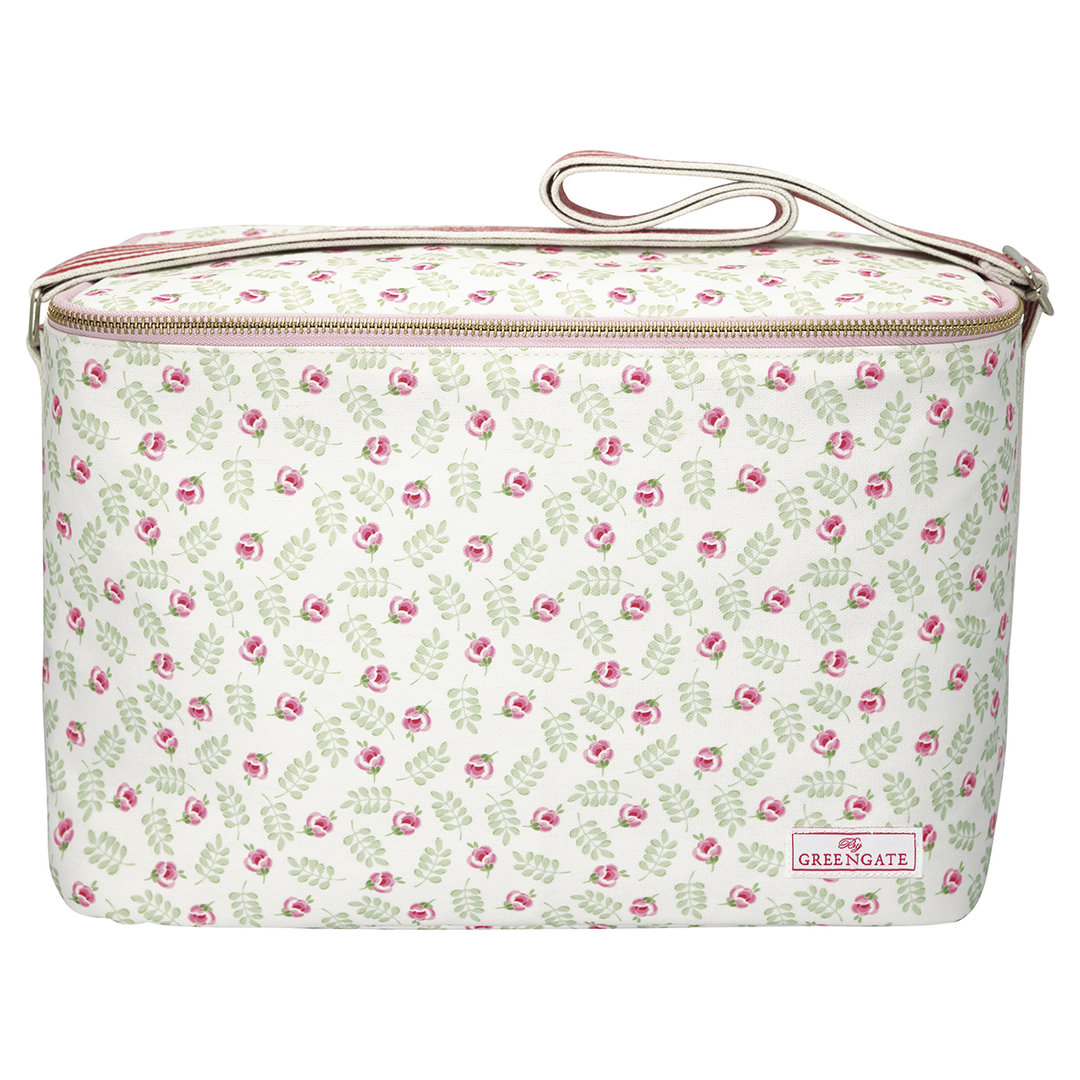 GREENGATE Kühltasche Lily petit white