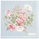 GREENGATE Serviette Petricia pale blue large 20 Stk.