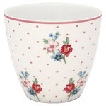 GREENGATE Latte cup / Becher Eja white