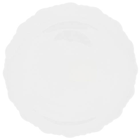 BASTION COLLECTIONS Teller Dinner Plate White 27cm