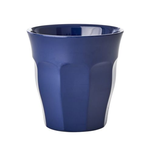 RICE Melamin Cup / Becher Navy Blue medium