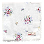 GREENGATE Serviette with lace Nicoline white