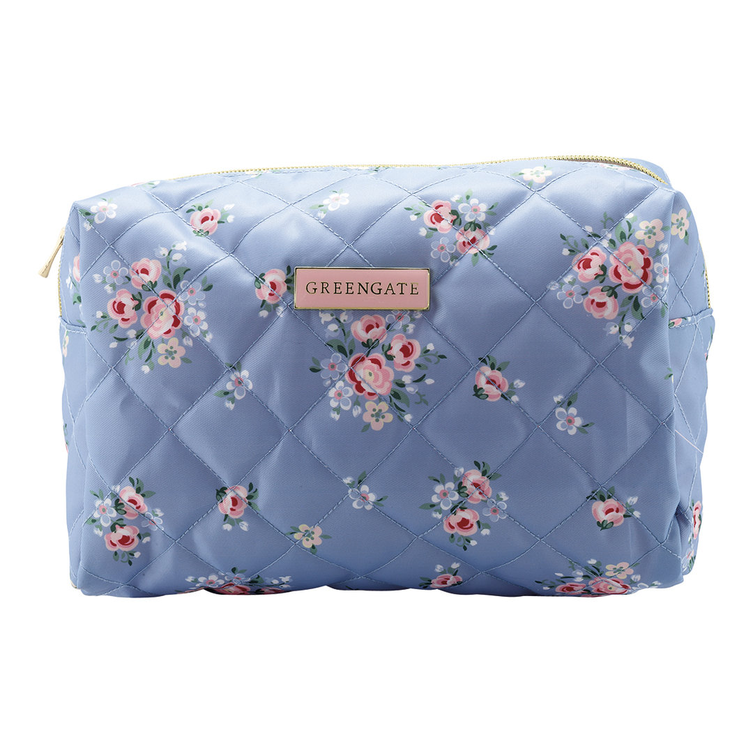 GREENGATE Waschbeutel Nicoline dusty blue large