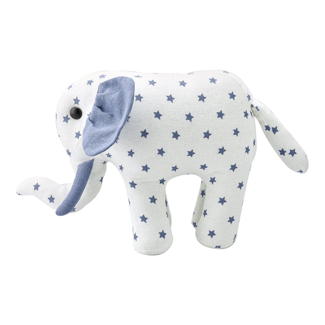 GREENGATE Teddy Elephant Noah white small