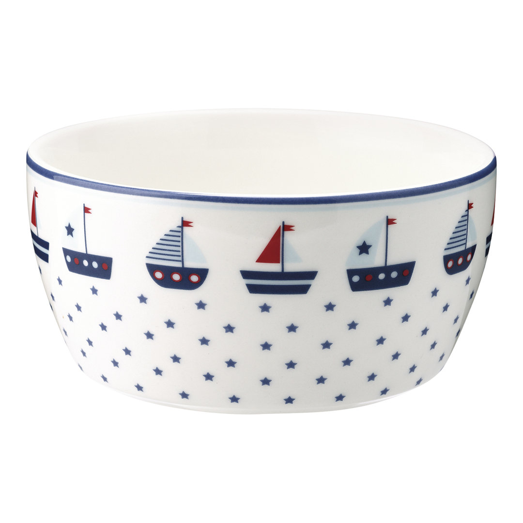 GREENGATE Kinder bowl Noah blue