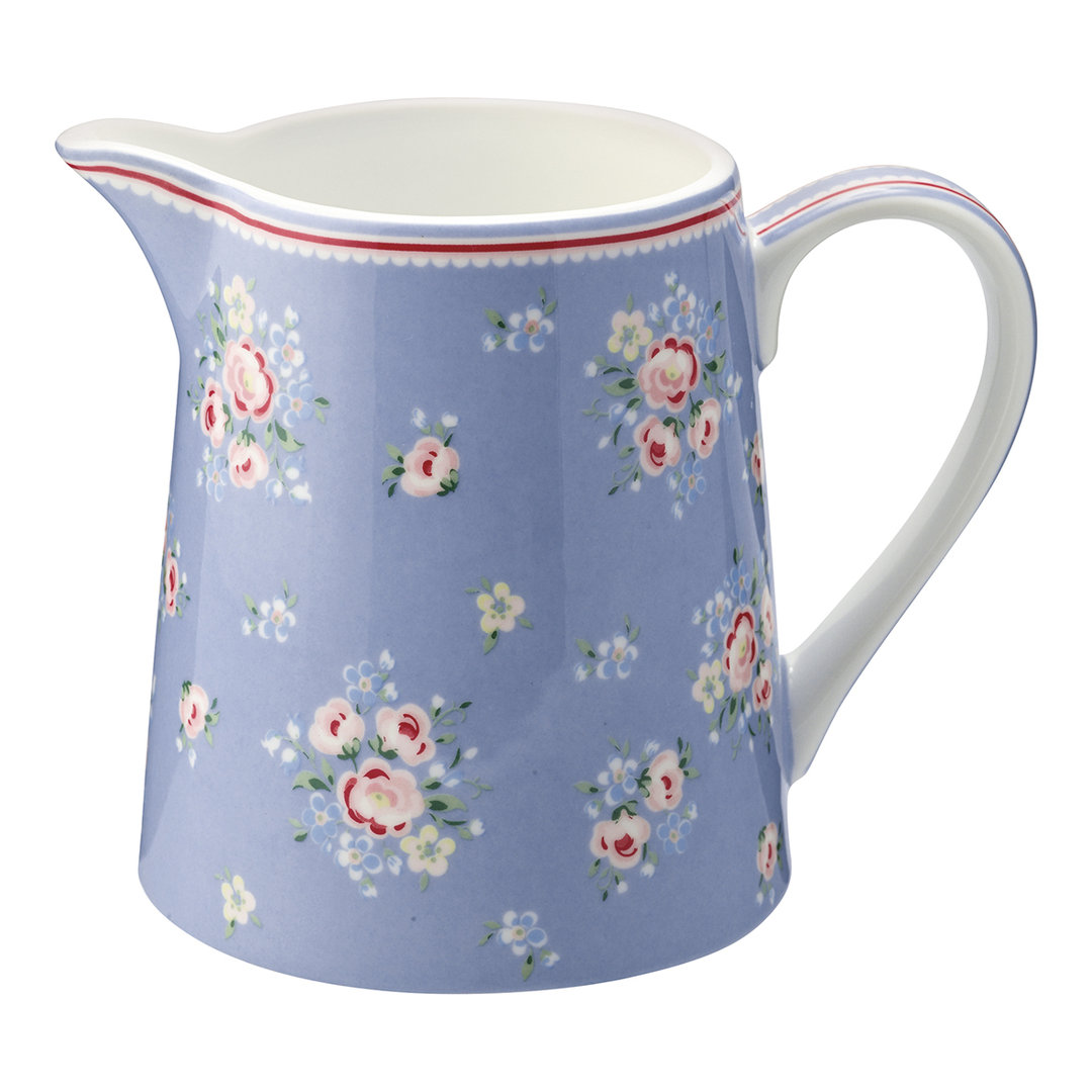 GREENGATE Krug Nicoline dusty blue 0,5L