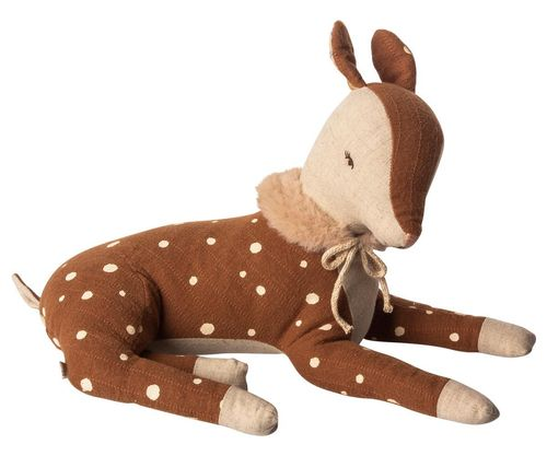 MAILEG Cosy Bambi, Little girl small