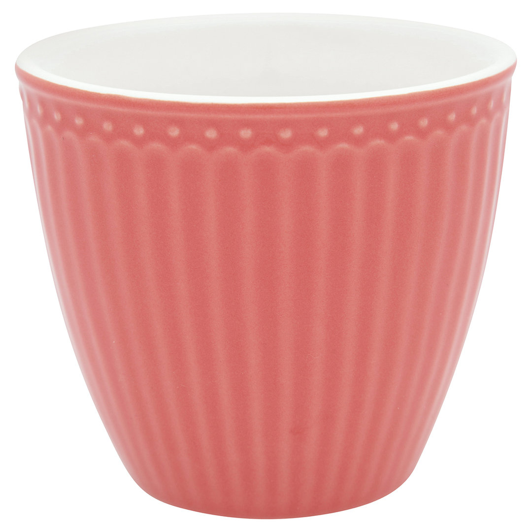 GREENGATE Latte Cup / Tasse  Alice coral