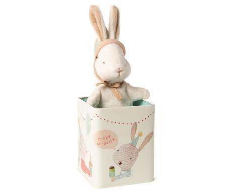 MAILEG Hase Happy day bunny in box small