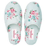 GREENGATE Slippers Sonia pale blue medium/large