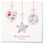 GREENGATE Serviette Papier Sandie white large 20pcs