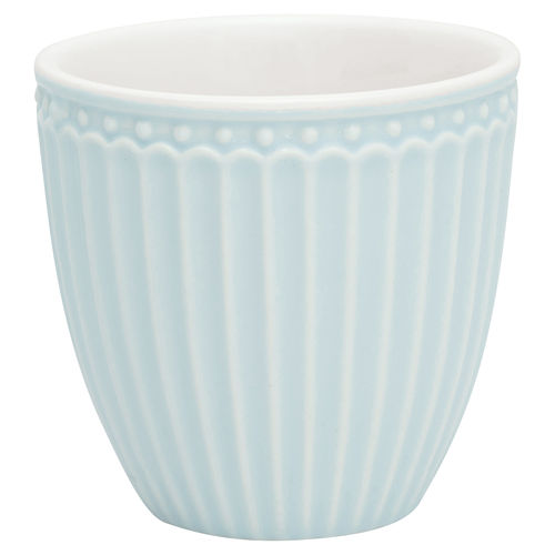 GREENGATE  Mini latte cup / Espressotasse Alice pale blue