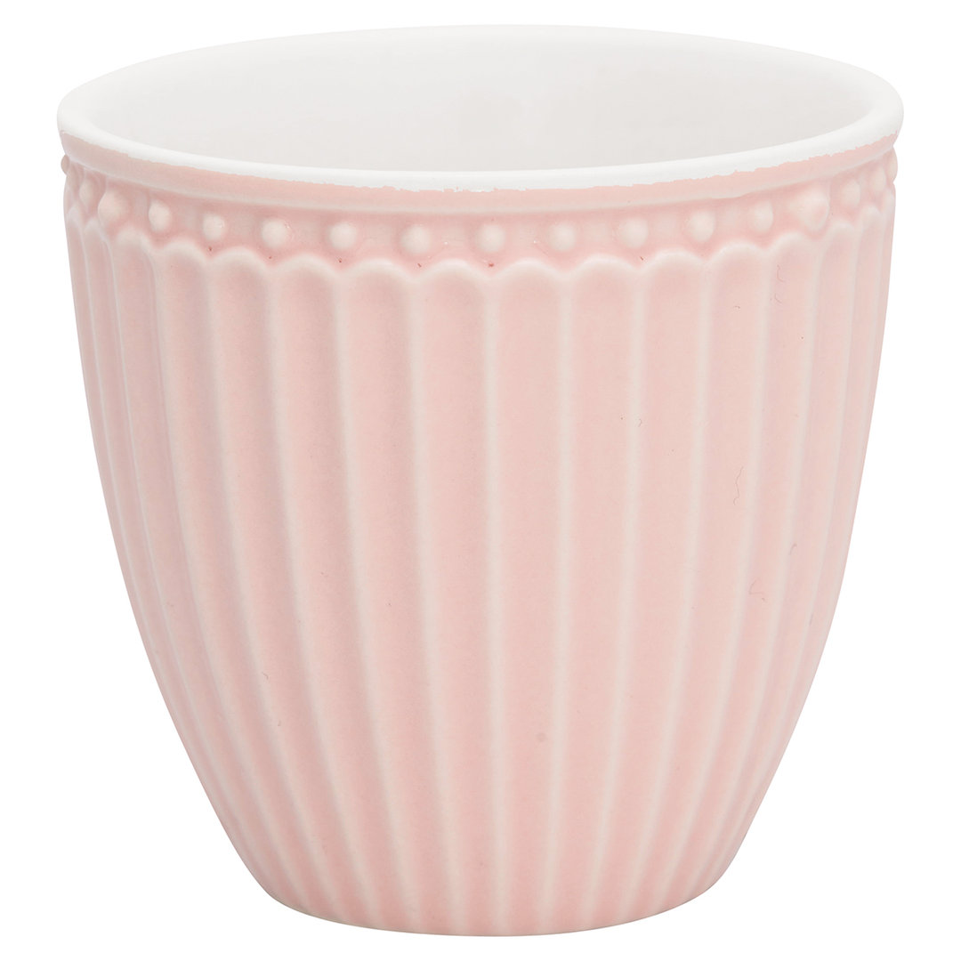 GREENGATE  Mini latte cup / Espressotasse Alice pale pink