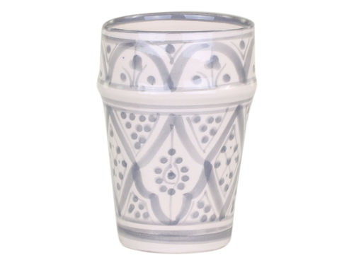 CHIC ANTIQUE Marrakech Becher handgemalt